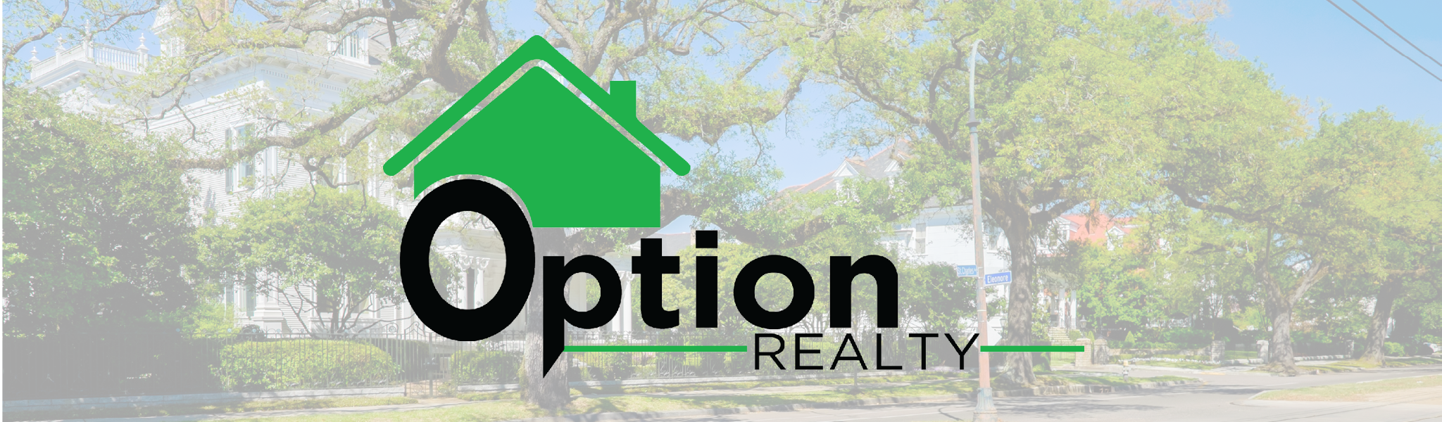 Option Realty Page